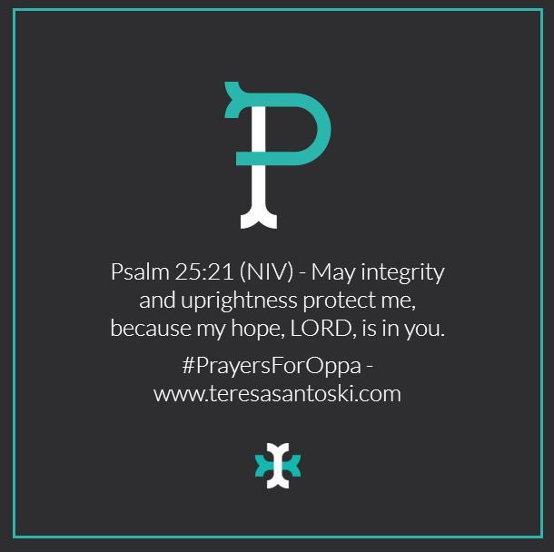 Psalm 25 21